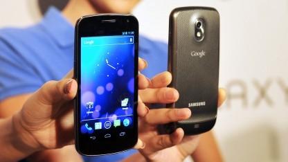 Das Galaxy Nexus bekommt offiziell keine neue Android-Version.