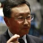 Blackberry: Verkauf abgesagt, Chef ausgetauscht