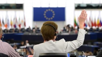 Anlass für Diskussionen: der Beschluss des EU-Parlaments für die Datenschutzreform