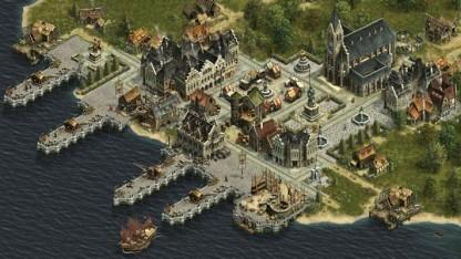Free-to-Play-Spiel Anno Online