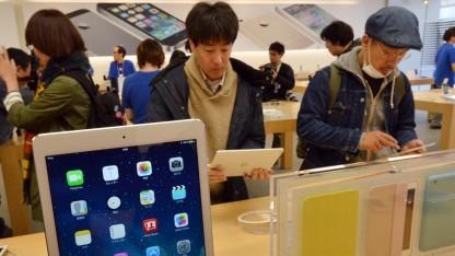Apple erhält weltweit die meisten Behördenanfragen zu seinen Geräten.