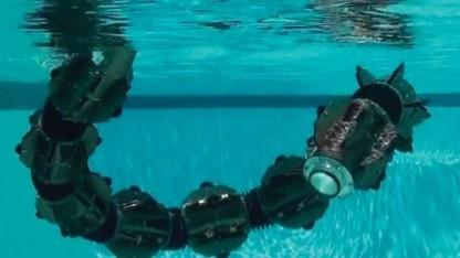 ACM-R5H: Roboter für schwieriges Terrain