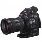 Videokamera: Canon rüstet C100 auf kontinuierlichen Autofokus um