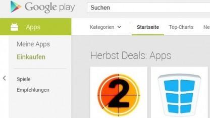 Vodafone-Kunden konnten etwas mehr als zwei Jahre im Play Store per Handyrechnung zahlen.