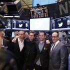Bild zu «Börsengang: Twitter startet furios»