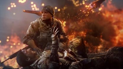 Battlefield 4 zwingt die Xbox One zur 720p-Berechnung.