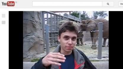 Karims erstes Youtube-Video konnte noch ohne Google+-Account kommentiert werden.