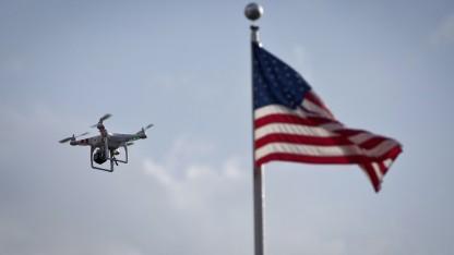 Überwachung: FAA will Drohnen im nationalen Luftraum zulassen