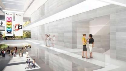 Das Innere von Apples neuem Hauptgebäude auf dem Campus 2