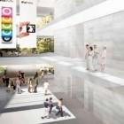 Neue Bilder: So sieht das Innere von Apples neuem Hauptquartier aus