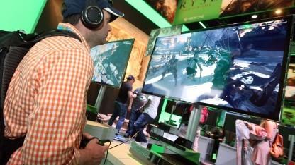 Xbox-One-Spieler