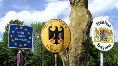 Deutsche Daten sollen hier nicht mehr raus.