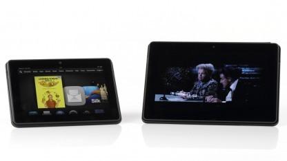 Amazons neue Tablets Kindle Fire HDX und Fire HDX 8.9