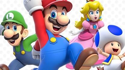 Artwork von Super Mario 3D World