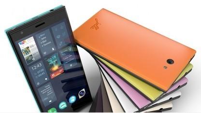 Jollas Sailfish OS kann jetzt auch auf ein Nexus 4 installiert werden.
