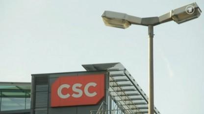 Die deutsche Firmenzentrale von CSC in Wiesbaden
