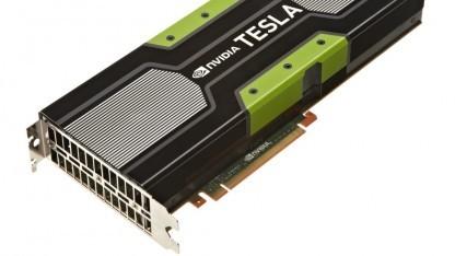 Passiv gekühlte K40 mit voller Kepler-GPU
