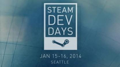 Valve zeigt auf den Steam Devoloper Days einen VR-Brillen-Prototyp.