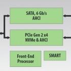 Sandforce SF3700: Controller für PCIe-SSDs mit 1,8 GByte/s