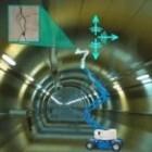 Robinspect: Europäischer Roboter untersucht Tunnelwände