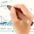 Pencil: Hölzerner iPad-Stift mit Bluetooth und Radiergummi