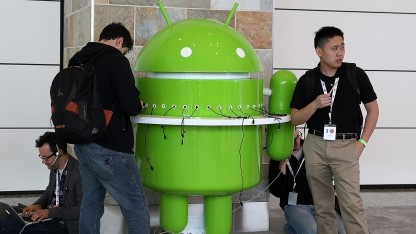 Google verteilt Update der Play-Dienste.