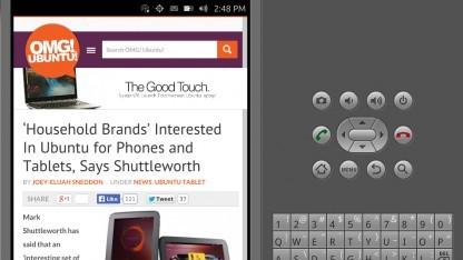 Der Ubuntu-Touch Emulator