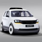 Elektroauto: Eva, das E-Taxi für die Tropen