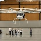 Volocopter VC-200: Crowdfunding-Kampagne für einen Elektrohubschrauber