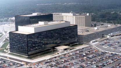 Zentrale des goldenen Überwachungszeitalters: NSA-Gebäude in Fort Meade