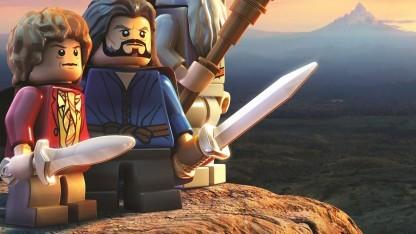 Artwork von Lego: Der Hobbit
