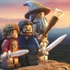 Der Hobbit: Bilbo Beutlin kämpft in Lego-Mittelerde