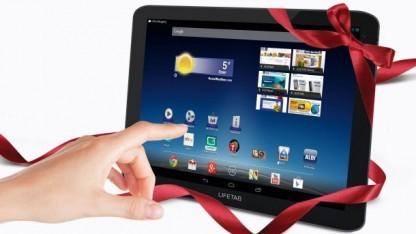 Medions 10-Zoll-Tablet Lifetab E10316