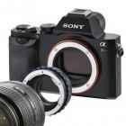 Kleinbildkameras: Novoflex-Objektiv-Adapter für Sony A7 und A7R