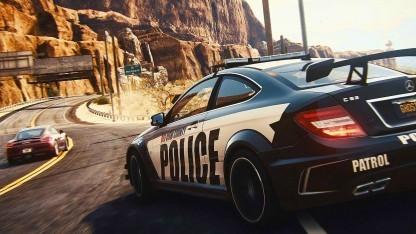 Artwork von Need for Speed Rivals