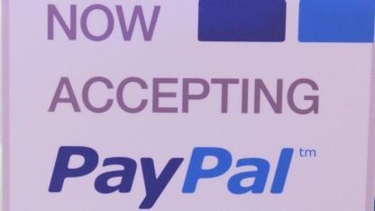Paypal startet Bezahlen per Smartphone in der Gastronomie.