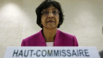 Die UN-Hochkommissarin für Menschenrechte Navi Pillay soll die Spionageaffäre untersuchen.