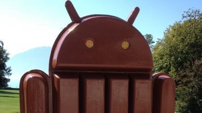 Google hat in Android 4.4 den App-Berechtigungsmanager entfernt.
