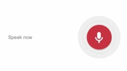 Sprachsteuerung von Google