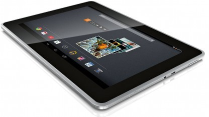 Den Nexus-10-Konkurrenten QV1030 gibt es für 370 Euro.