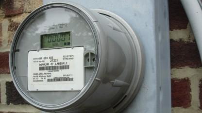 Intelligenter Stromzähler US-amerikanischer Bauart