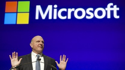 Noch-Microsoft-CEO Steve Ballmer