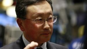 Soll Blackberry umkrempeln: John Chen