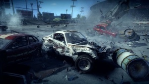 Next Car Game (Bild: Bugbear), Next Car Game - Wreckfest