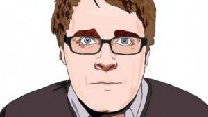 Zeichnung von Adam Orth