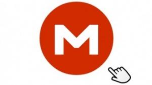 Logo von Mega