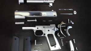 Colt M1911 aus dem 3D-Drucker: akkurat und haltbar genug für gebrauchstaugliche Objekte