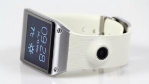 Samsungs erste Smartwatch, die Galaxy Gear, wurde ebenfalls auf der Ifa präsentiert.