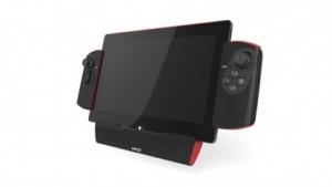 Das Discovery-Tablet bietet einen Gaming-Controller und ein Dock.