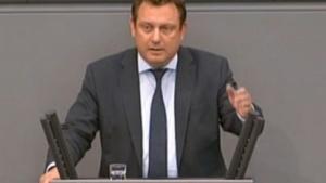 Im Juni sprach Schulz noch im Bundestag über Konsequenzen aus der NSA-Affäre.